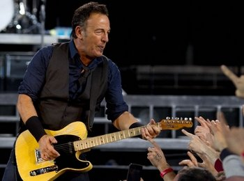 Bruce Springsteen & The E-Street Band - Barcelona 17/05/2012